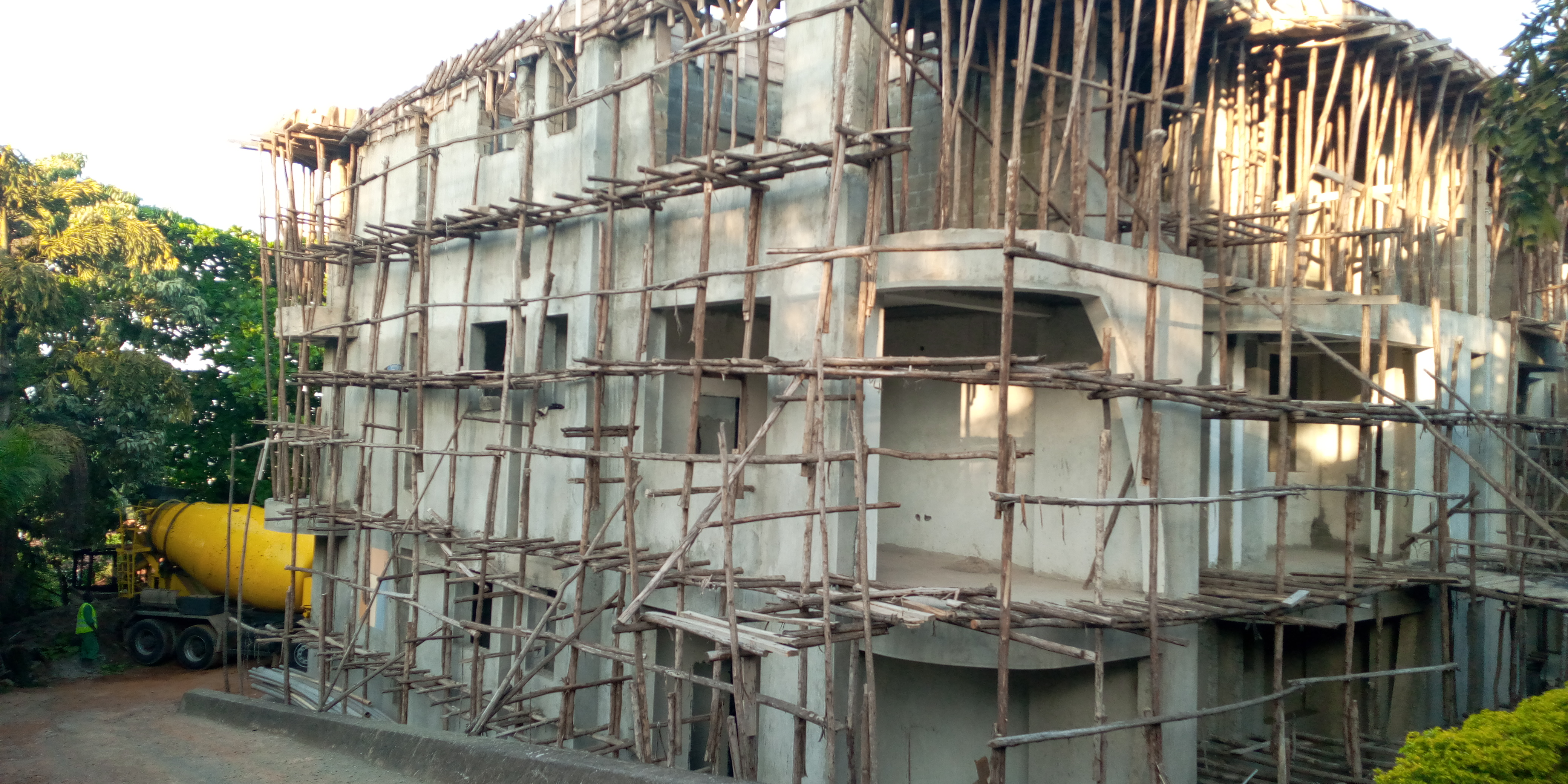 iBM Ready-Mix Concrete Company Uganda Premix Concrete